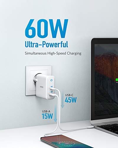 Anker PowerPort+ Atom III 60-watt
