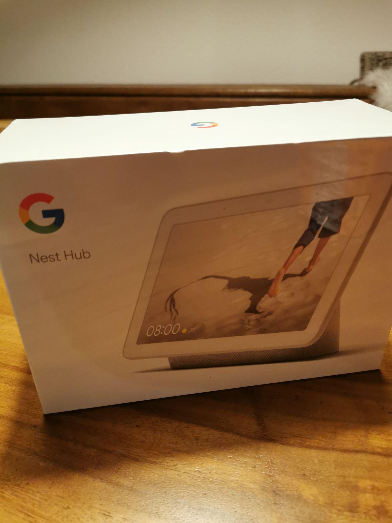 Google Nest Hub bij AH griendsveenweg in Hoogeveen