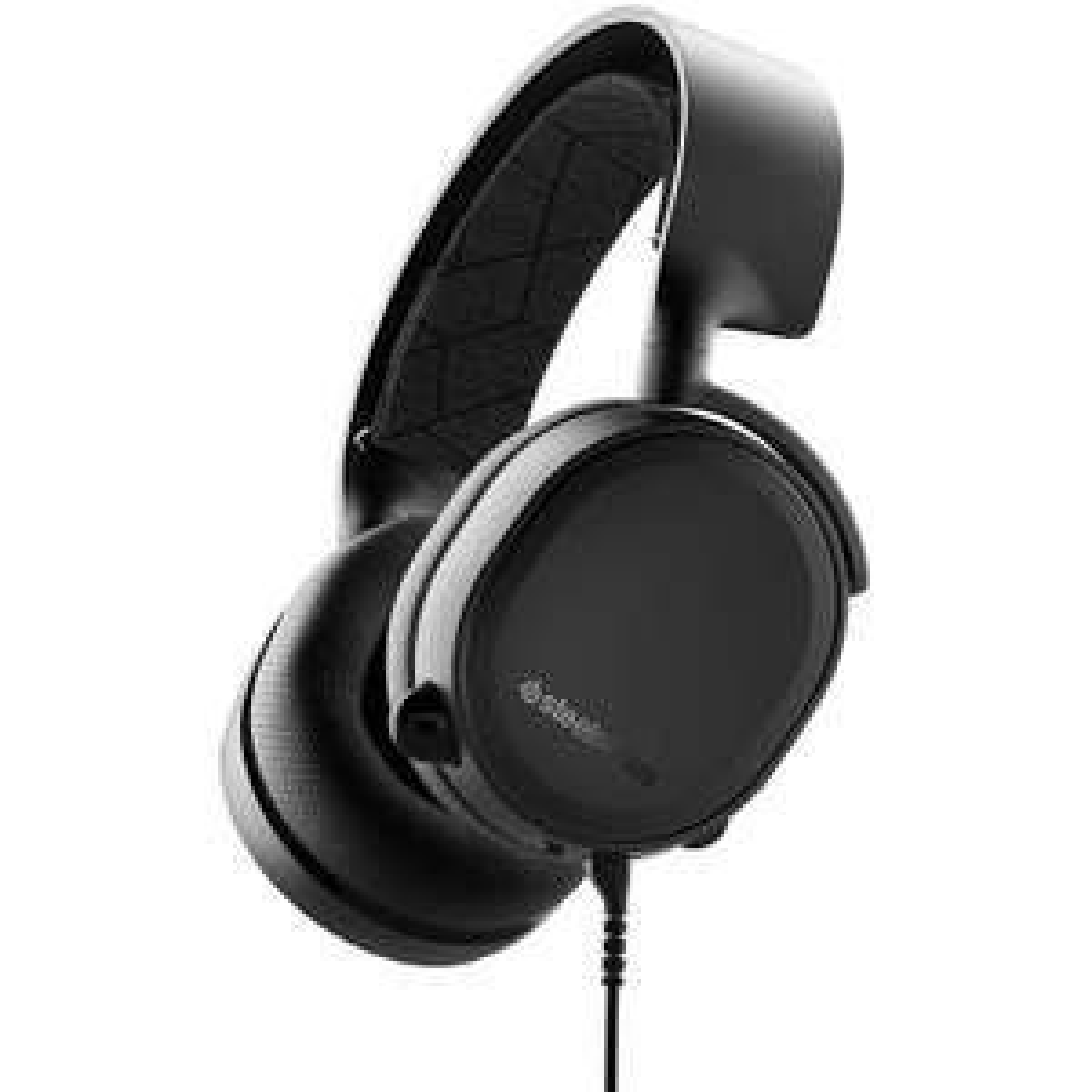 SteelSeries Arctis 3 Headset (2019) - Discord gecertificeerd - S1-luidsprekerdrivers - Uittrekbare Microfoon
