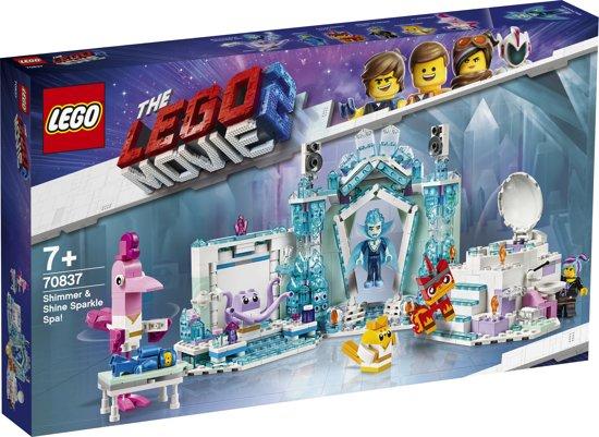 LEGO The Movie 2 Glitterende Schitterende Spa! 70837
