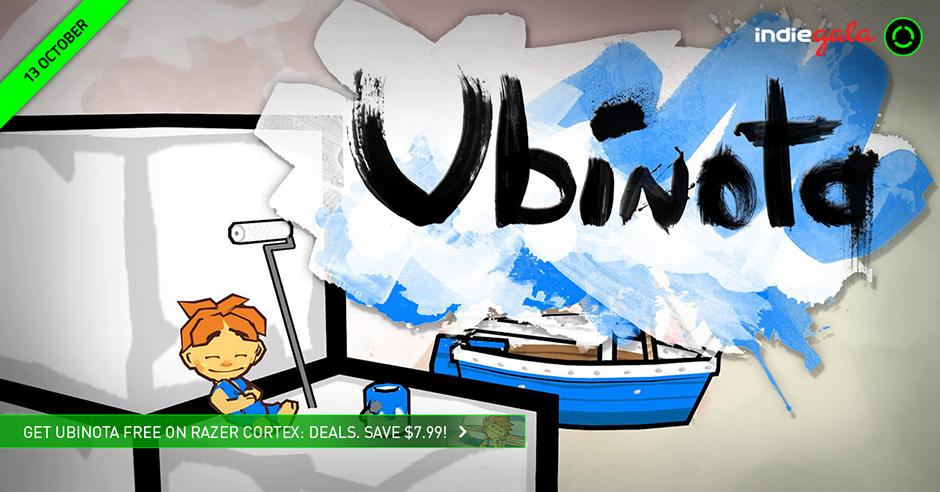 [REMINDER] Morgen om 9:00 uur gratis keys voor Ubinota @ Razerzone