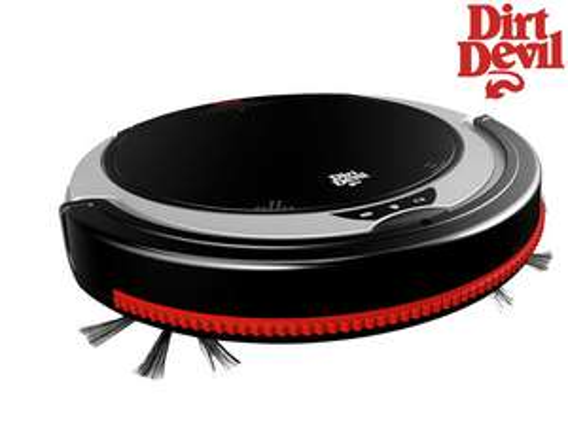 Dirt Devil Tracker M613 Robotstofzuiger @ iBOOD
