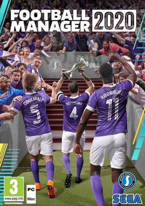 Football Manager 2020 PC (EU) (STEAM)