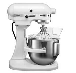 Kitchenaid heavy duty wit