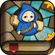 Gratis Android point-and-click game Message Quest: The Amazing Adventures of Feste