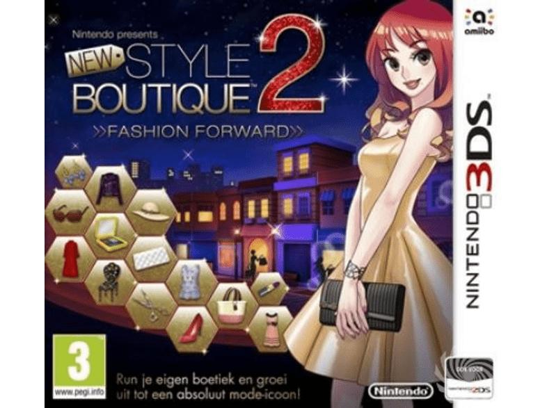 Nintendo 3DS - Style Boutique 2 - Fashion Forward €10,00