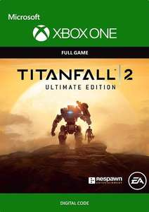 Titanfall 2: Ultimate Edition voor Xbox One voor €5,89 @ Cdkeys
