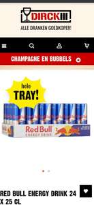 Tray Red Bull / Dirck III