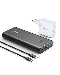 Anker PowerCore+ 26800 PD 45W powerbank met 60W PD oplader