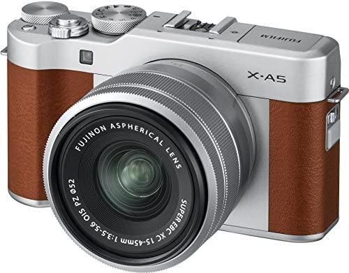 Fujifilm X-A5 Mirrorless camera @Amazon.co.uk