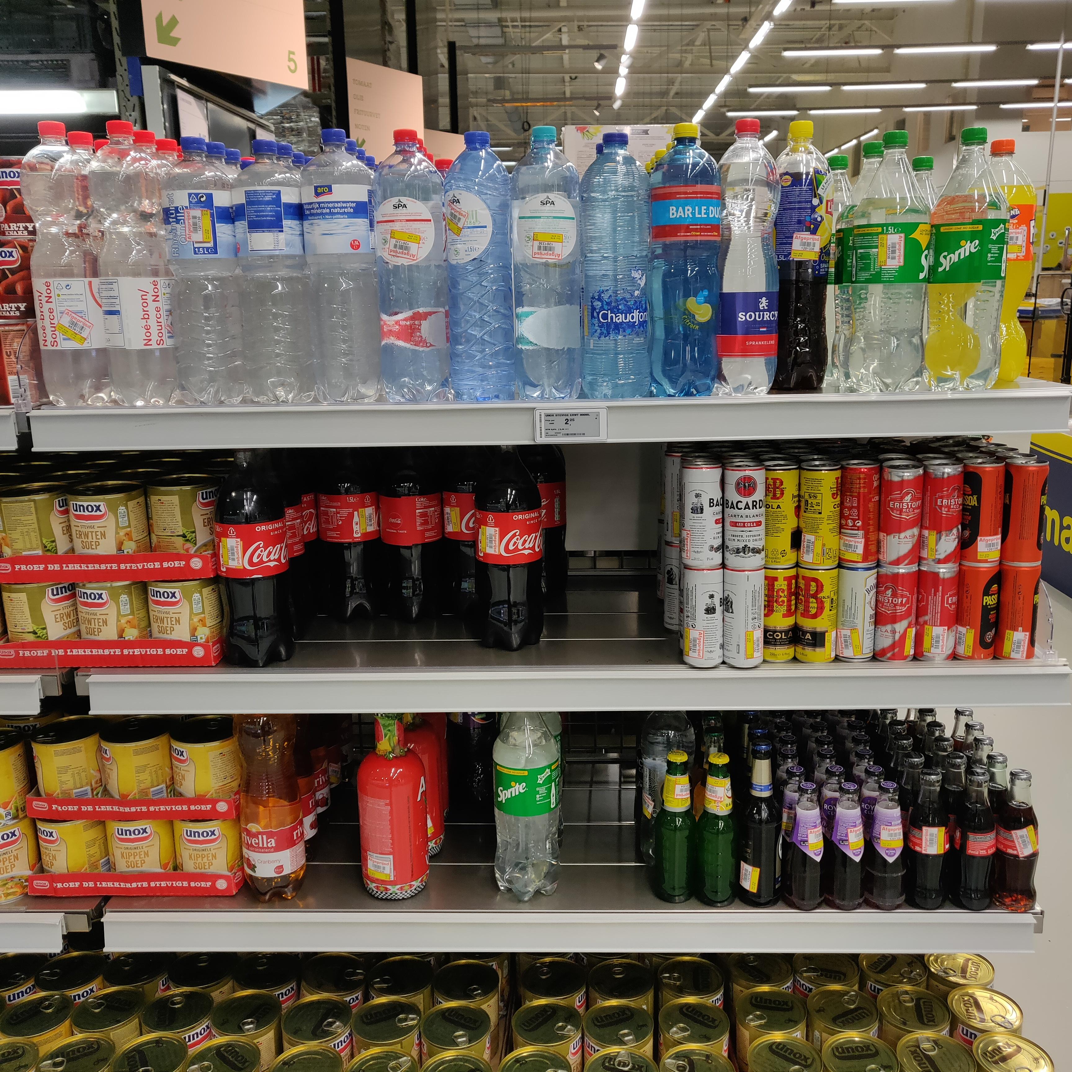 [Den Bosch] 1,5l Coca-Cola of Sprite voor €0,82 @Makro