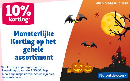 10% korting op het gehele assortiment bij een minimale besteding van €50 @ Toysrus
