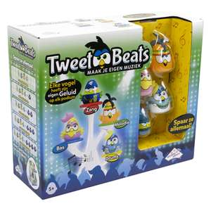 Tweet Beats Basisset voor €9,99 @ Intertoys