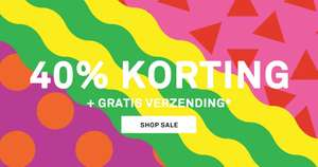 [Happy Socks] Fresh start sale inclusief gratis verzending vanaf €10