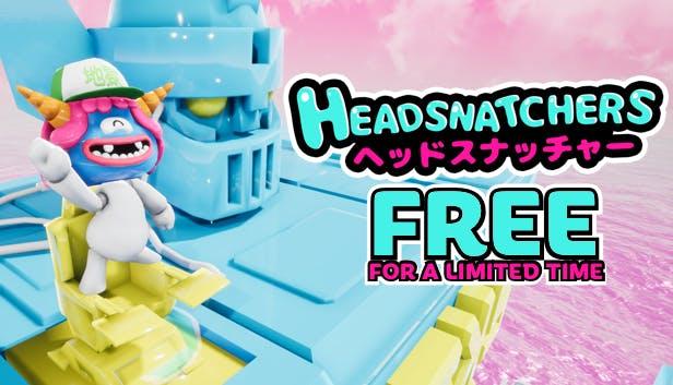 Headsnatchers gratis steam key @Humble Store