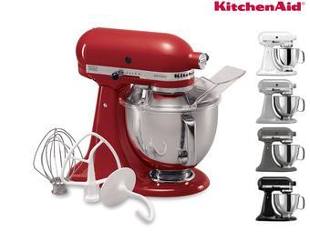 Super aanbieding Kitchen Aid Artisan, meerdere kleuren voor €408,95 @ iBood