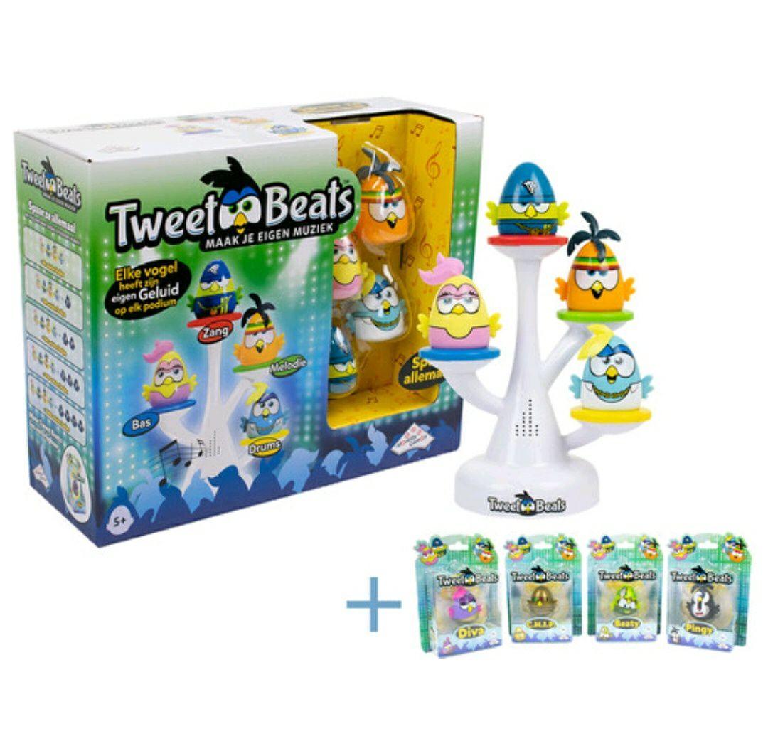 Tweet Beats basisset plus 4 uitbreidingen
