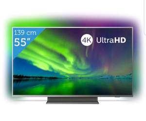 """Philips 55PUS7504 55"""" 4K Ultra HD Android LED TV"""