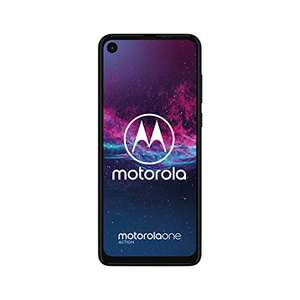 Motorola One Action 4GB/128GB Azul Denim @ Amazon.es