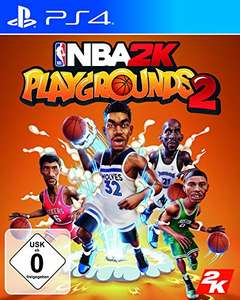 NBA 2K Playgrounds 2 (PS4) @ Amazon.de