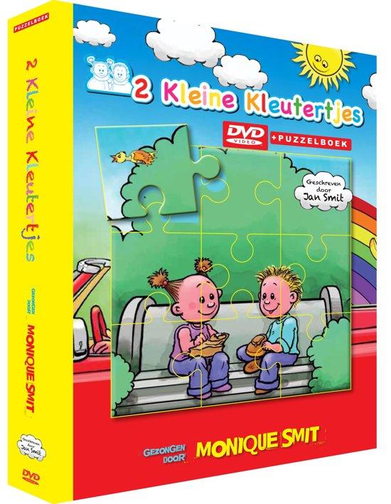 Monique Smit - 2 Kleine Kleutertjes DVD (inclusief Puzzelboek) @ Bol.com