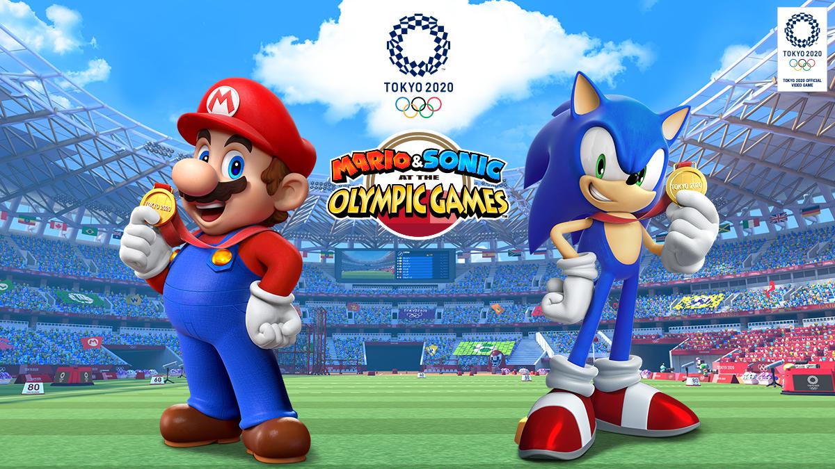 Mario & Sonic Op de Olympische Spelen 2020 voor switch voor ~€30 @ US eshop