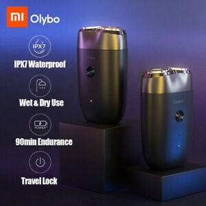 Xiaomi Olybo A1 elektrisch scheerapparaat (dual scheerkop, trim optie en oplaadbaar)