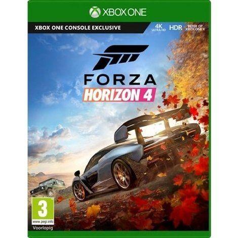 Forza Horizon 4 ultimate edition XBOX one €33,78 ipv €99,99