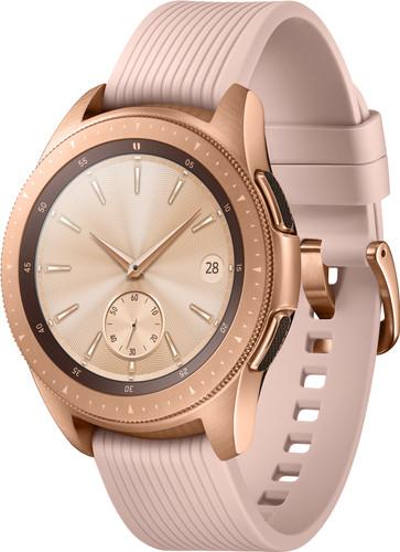 Samsung Galaxy Watch 42mm Rose Gold + JBL Endurance RUN @ Coolblue.nl