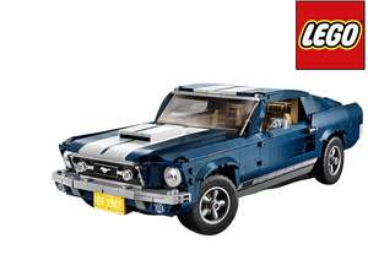 Lego Creator Ford Mustang (10265) - iBood