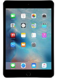 Apple iPad Mini 4 16GB Wi-Fi - Space Grey voor €349,99 @ Naztel