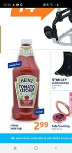 Heinz tomato ketchup 1.5kg