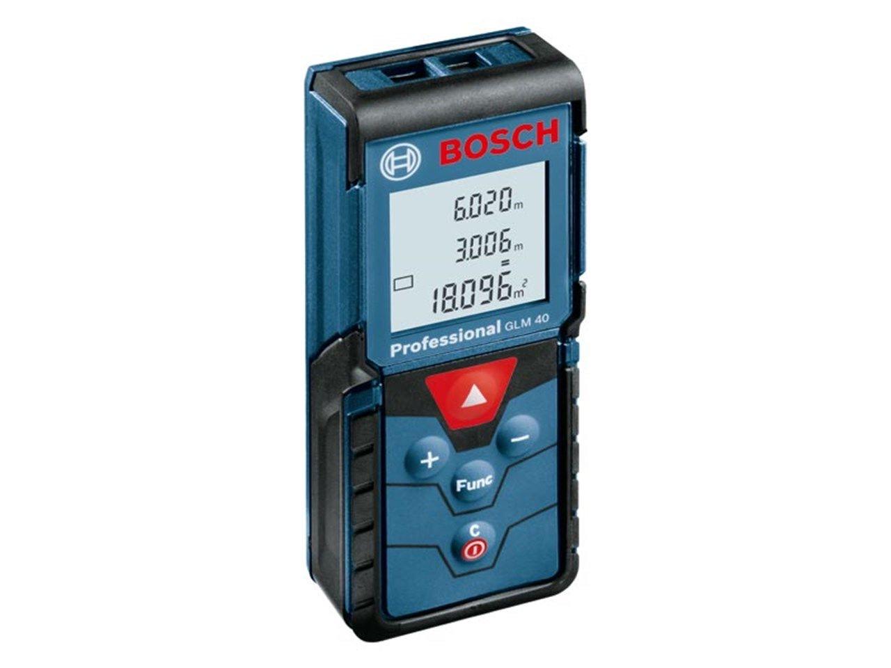 Bosch Professional GLM 40 Afstandsmeter in tas @Amazon.es