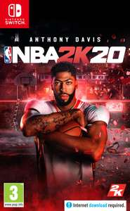 NBA 2K20 (Switch/XB1/PS4) @ Nedgame
