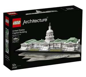 LEGO Architecture 21030 United State Capitol building