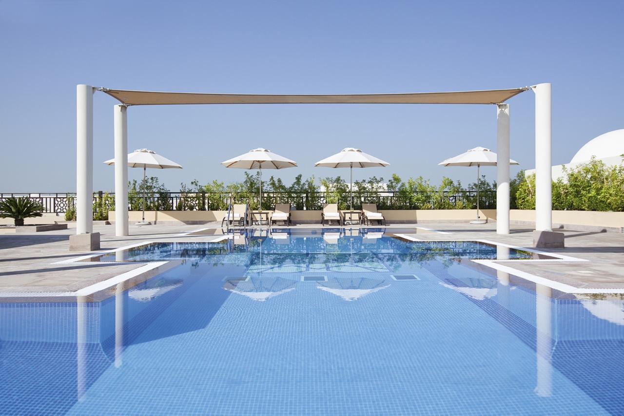 €36 per nacht voor 2 p + 1 kind tot 12 jaar in 5* Mövenpick Al Mamzar Dubai (logies)