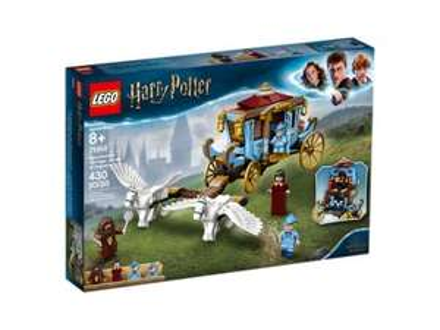 Diverse LEGO sets voor Bijna 50% korting. Boven 60 euro gratis verzending. Vb: LEGO 75958 Zweinstein Koets Van 49.99 euro nu voor 25.95