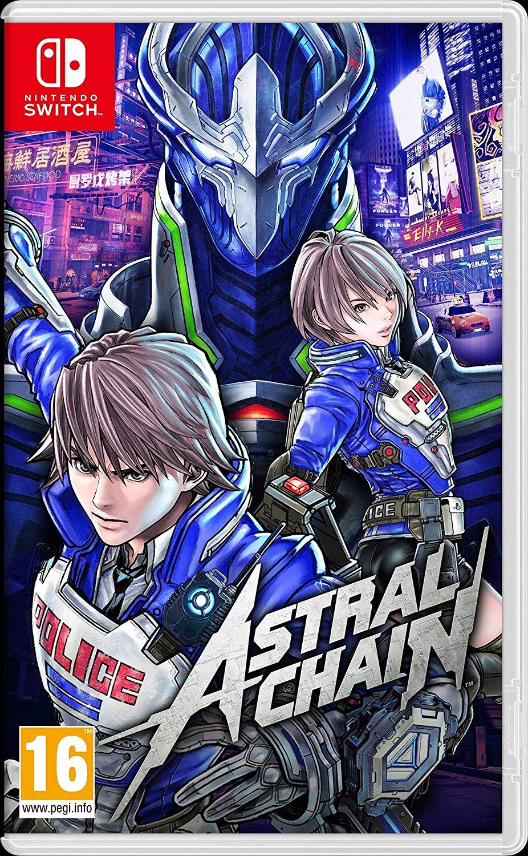 Astral Chain voor ~€30 incl.verzendkosten @ Amazon.co.uk