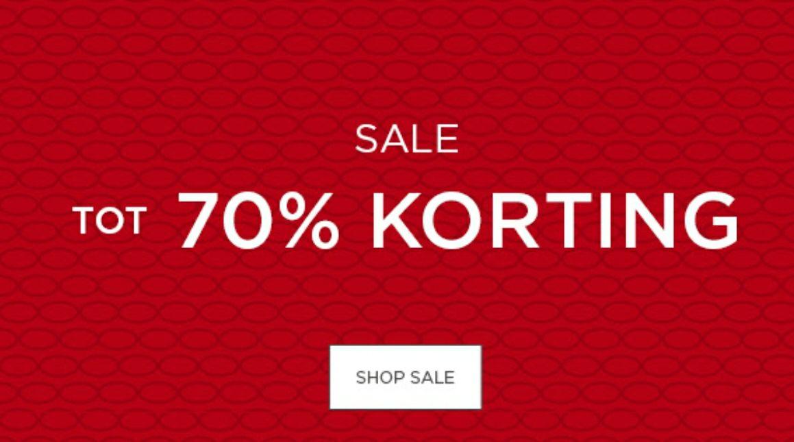 [Score] Nu tot 70% korting en o.a 2 broeken €100 & 2 truien 10% extra korting