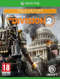 The Division 2 - Gold Edition (Xbox One)