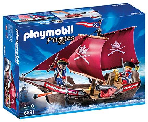 Playmobil pirates 6681 soldatenschip met kanonnen €21,80 inc verzending @ amazon.it