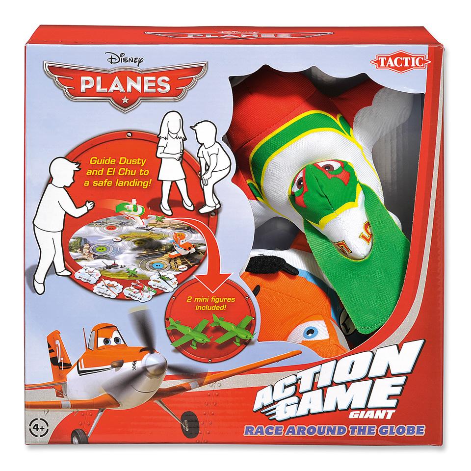 Planes Action Game voor €10 @ Blokker