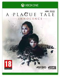 [Xbox Live Gold] A Plague Tale Innocence @Microsoft Store