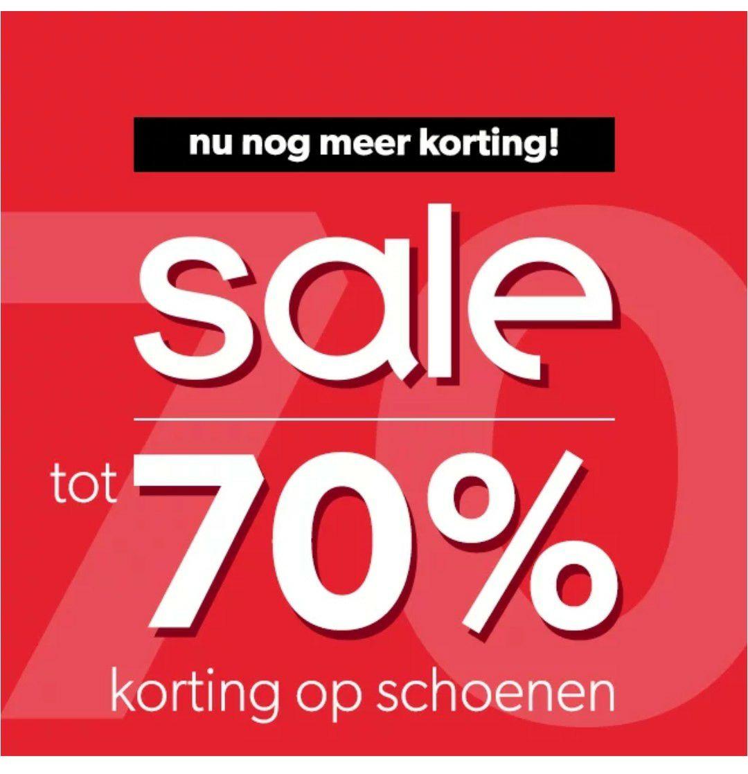 Wehkamp sale deels opgehoogd naar 70%