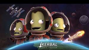 Kerbal Space Program 75% korting op Steam | € 9,99