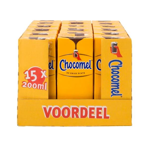 Nu bij de Kruidvat 15 pakjes Chocomel of Fristi voor maar 3,99