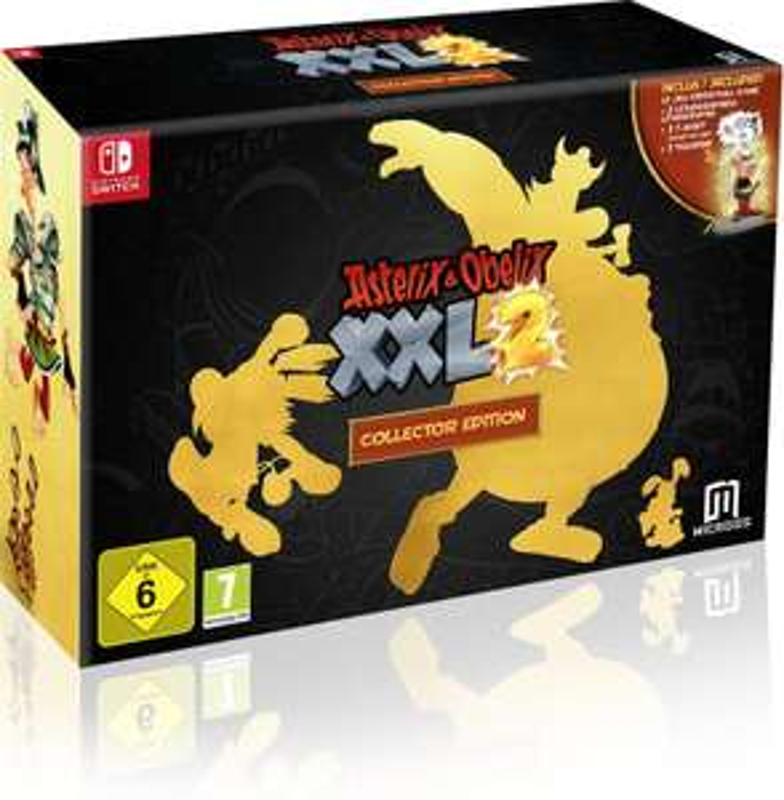 [Switch] Asterix & Obelix XXL2 Collector Edition @Amazon.de