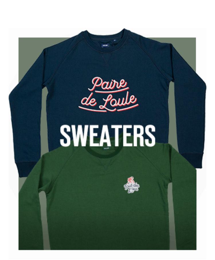 Diverse sweaters (en t-shirts) €14,95 @ cheaque