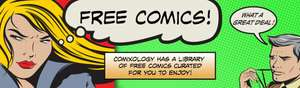 108 gratis digitale stripboeken @ comixology
