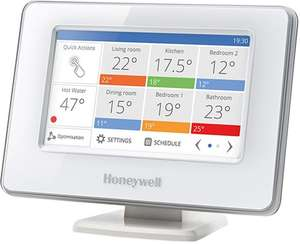 Honeywell Evohome Modulerende Slimme Thermostaat - Wifi - Single zone @ Bol.com